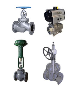 Forged/Cast Steel Valves & Strainers